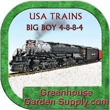 USA TRAINS BIG BOY R20044 ELECTRIC STEAM TRAIN ENGINE