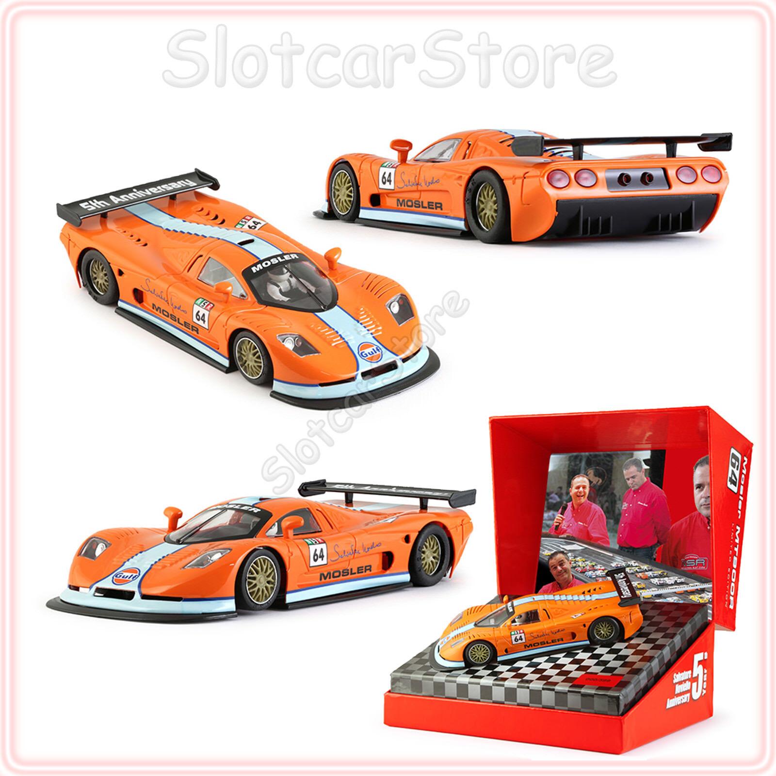 NSR NSR NSR Mosler MT900R Auto nach Wahl (1 32 analog Slotcar)  | Fuxin  da301e