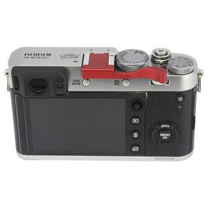 Thumbs-Up-Agarre-Resto-adicional-para-Fujifilm-X-Pro3-mejor-equilibrio-Grip-Rojo