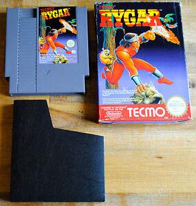 Jeu-RYGAR-pour-Nintendo-NES-boite-d-039-origine-PAL-sans-notice