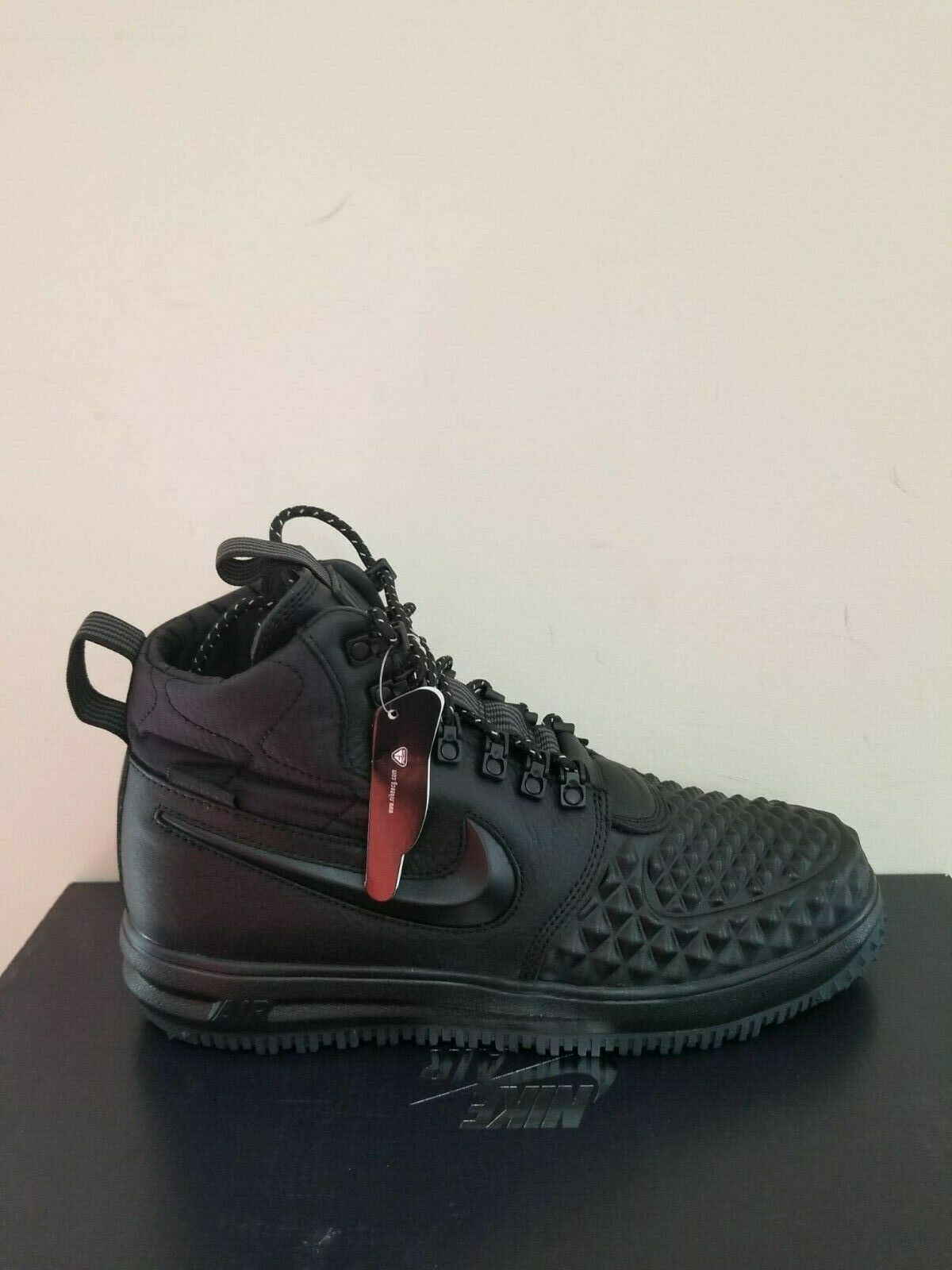 Nike Men's  Lunar Force 1 Duckboot 17 Casual shoes Size 9 NIB