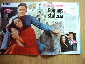 ELIZABETH TAYLOR, R. BURTON in Show 23/2010 Polish magazine -  Wałbrzych, Polska - ELIZABETH TAYLOR, R. BURTON in Show 23/2010 Polish magazine -  Wałbrzych, Polska