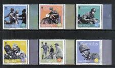 Isle of Man 2004 George Formby, Movie Actor--Attractive Topical (1039-44) MNH