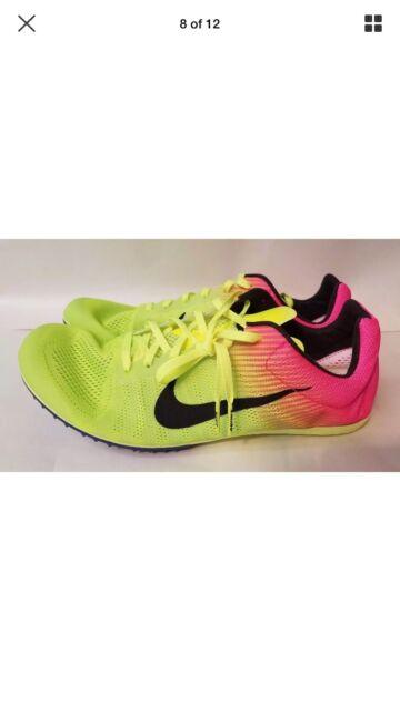 ab12874d80f Nike Zoom D Racing Rio OC Track   Field Spike Mens Sz 8 Wmns 9.5 New ...