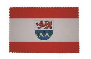 Glasreinigungstuch-Brillenputztuch-Fahne-Flagge-Morsbach