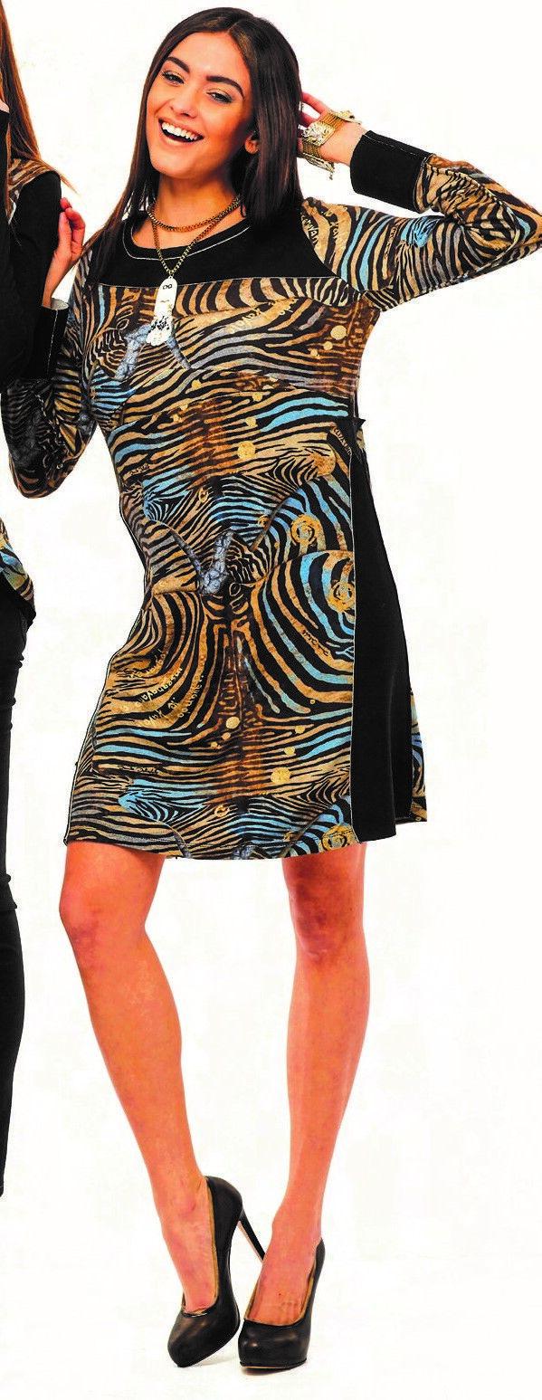 ELISA CAVALETTI Kleid Kleid Kleid Dress St. Predagonista Gr. S, M, L Koll. HW18 19 49ca2d