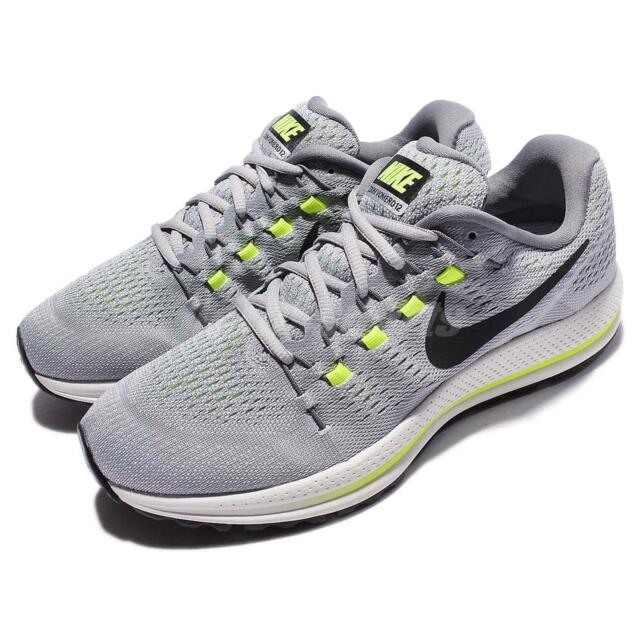 Aventurero Formación diente  WMNS Nike Zoom Vomero 9 Grey Volt Womens Cushion Running Shoes ...