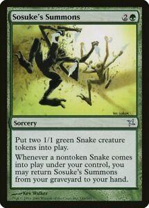 Splinter Betrayers of Kamigawa PLD Green Uncommon MAGIC MTG CARD ABUGames