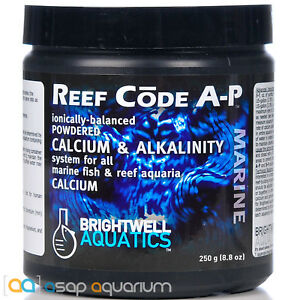 Details about Brightwell Reef Code A Powder 250 grams Calcium Fast Free USA  Shipping