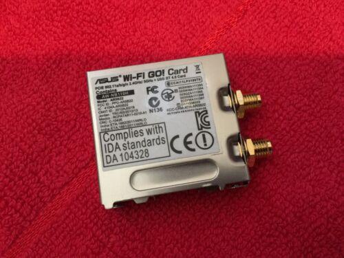 ASUS WIFI GO AW NB110H PCIE 802.11A//B//G//N 2.4GHZ 5GHZ USB BT4.0 WIFI CARD