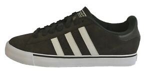 Details about Adidas CAMPUS VULC Olive White Metallic Gold Skate Discounted (180) Men's Shoes