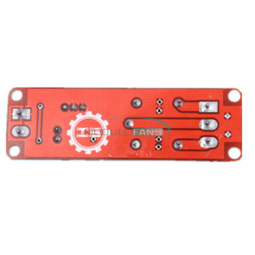 2PCS DC 5V Delay relay shield NE555 Timer Switch Adjustable Module 0~10S