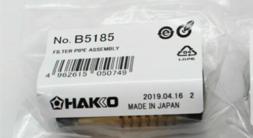 1PC NEW HAKKO B5185 filter tube assembly  #W7377 WX