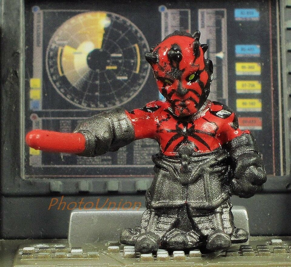Star Wars Micro force fighter pods Enfys nid Darth Maul