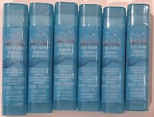 AQUAFINA Lip Balm Pure Original Jojoba Oil Almond Oil & Vitamin E Lot of 6! HTF