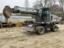 2005 Gradall Xl4300 Series Ii Jd Powered Mobile Rubber Tired Wheeled Excavator