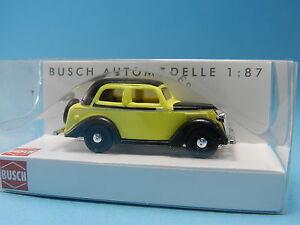BUSCH-41206-FORD-EIFEL-GELB-SCHWARZ-1-87