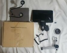 New Listingtomlov 7 Lcd Digital Microscope With 32gb Sd Card 1200x Magnification 1080p