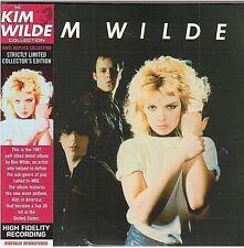 KIM WILDE debut album CD ALBUM vinyl replica collector's edition collection NEUF