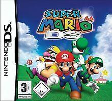 Super Mario 64 DS von Nintendo   Game   Zustand sehr gut