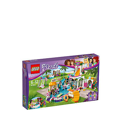 NEW Lego Friends Heartlake Summer Pool 41313
