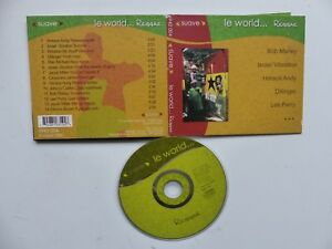 CD-BOB-MARLEY-ISRAEL-VIBRATION-HORACE-ANDY-DILLINGER-LEE-PERRY-Reggae-SUAVE