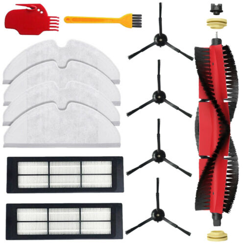 FILTER MOP Kit New For Xiaomi Roborock S6//S5 Max S60//S65 Parts SIDE BRUSH