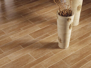 Piastrelle pavimento effetto legno listoncino fiordo for Pavimento ceramica effetto parquet