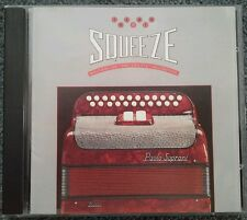 The Big Squeeze: Masters of the Celtic Accordion by Various Artists (CD, 1988)