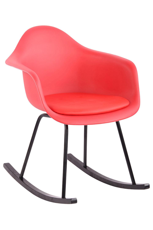 Stuhl Merry Kunststoff Farbe rot #152565905