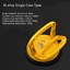 Strong Heavy Duty Suction Cup Sucker Remover Puller Tool Metal Plastic for Glass