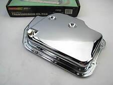 Mr Gasket 9762 Chrome Auto Trans Oil Pan - GM Turbo 400 TH400
