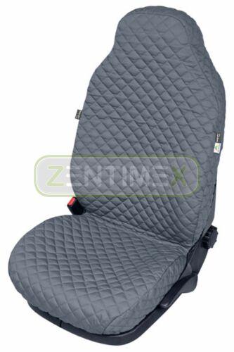 Funda del asiento klimatisierend gris para Honda CRX del Sol 3 eh6//eg2 Coupe Coupe 3-puerta