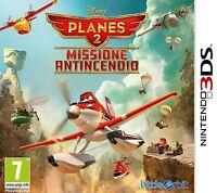 Nintendo 3ds Spiel Disney Planes 2 2ds Kompatibel Neuware