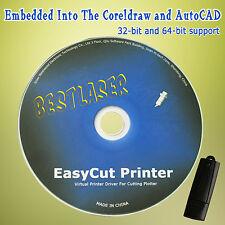 Easycut Virtual Printer Simple Signmaking Software For Vinyl Plotter 1pc