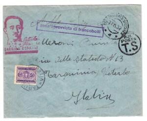 Spain-CIVIL-WAR-ITALIAN-VOLUNTEER-FRANCO-PATRIOTIC-HANDSTAMP-OFF-POS