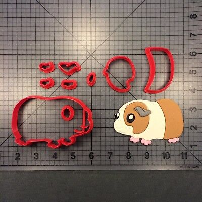 Lady Bug 100 Cookie Cutter Set