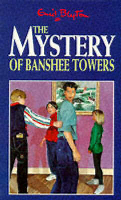 """""""VERY GOOD"""" The Mystery of Banshee Towers (Rewards S.), Blyton, Enid, Book"""