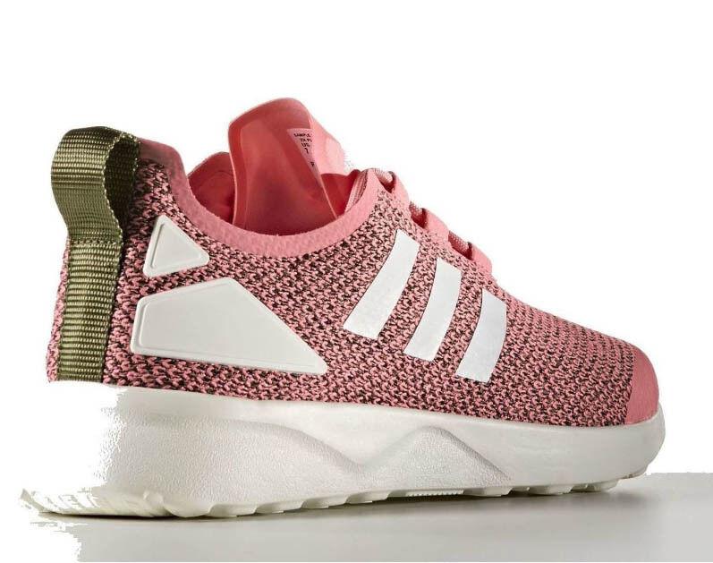 Adidas Originals ZX Flux Femmes Filles baskets Chaussures De Sport chaussures Rose 37-40