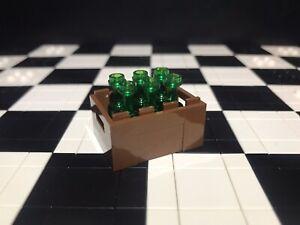 Bread Utensil Lego Minifigure Food Bakery Cookies And Tarts With Jars