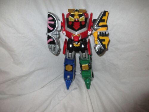 Power rangers super Samurai  complete megazord with sword