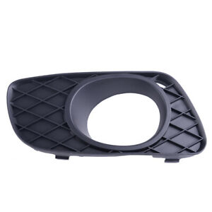 2pcs Front Fog Light Lamp Cover Trim Grill Fit for Smart Fortwo 451 2007-14 New