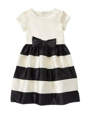 NWT Gymboree Girls Merry Occasions Bow Top Size 4 5 /& 6
