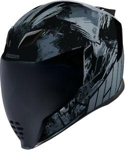 Icon-Airflite-Stim-Black-Full-Face-Helmet-Adult-All-Sizes