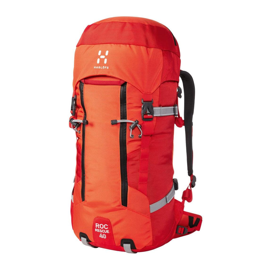Haglofs ROC ROC ROC Rescue 40-Alpinismo Zaino hagloff 6be46f