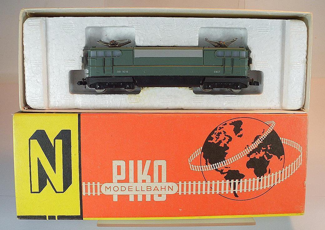 Piko Spur N 4102 Französische E-Lok BB 9210 der SNCF Nr. 1 OVP