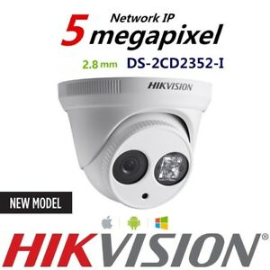 2018-HIKVISION-HD-DS-2CD2352-I-5MP-Camera-2-8mm-Upgradable-Firmware-3yr-Warranty
