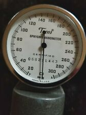 Tycos Sphygmomanometer Gauge Only Certified 068211443 Vintage Untested For Parts