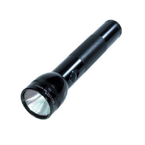 "Maglite ST2D016 Black Mag Heady-Duty 2-D Cell LED 10/"" Flashlight Light"
