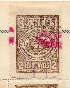 100% De Qualité Colombie 1901 Early Question Fine Utilisée 2 C. 172727-afficher Le Titre D'origine Performance Fiable